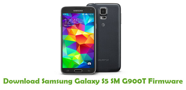 Download Samsung Galaxy S5 SM G900T Stock ROM