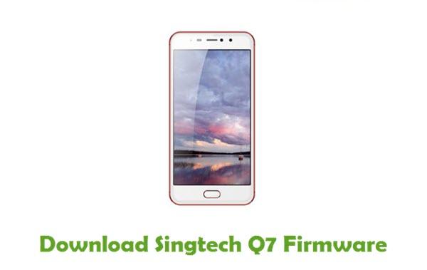 Singtech Q7 Stock ROM