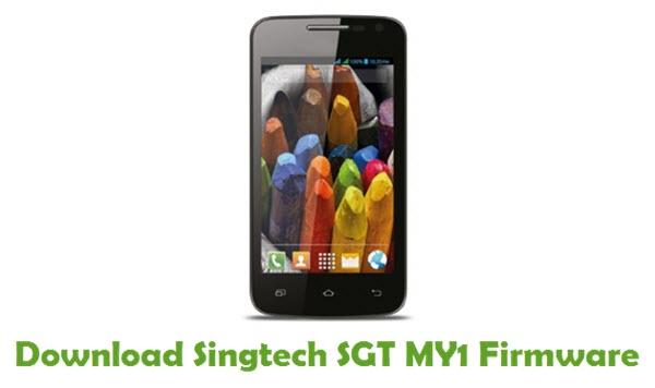 Singtech SGT MY1 Stock ROM