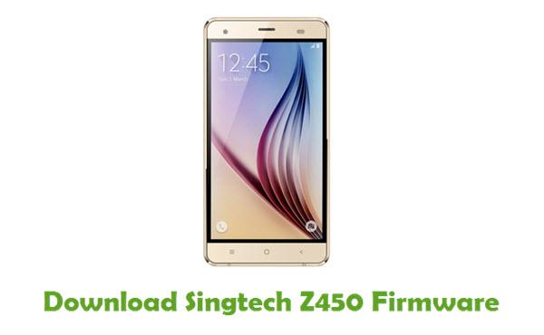 Download Singtech Z450 Firmware