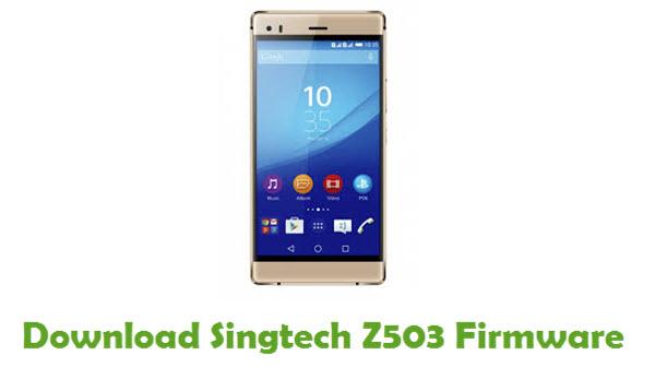 Singtech Z503 Stock ROM