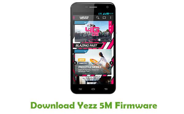 Download Yezz 5M Stock ROM