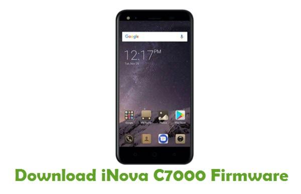 iNova C7000 Stock ROM