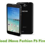 iNova Fashion F5 Firmware