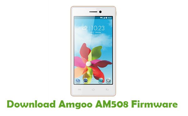 Download Amgoo AM508 Firmware