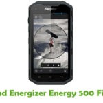 Energizer Energy 500 Firmware