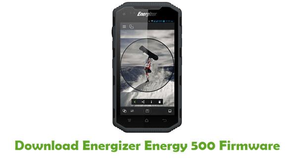 Energizer Energy 500 Stock ROM