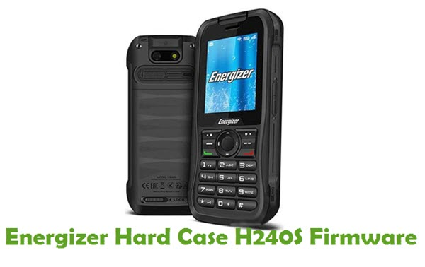 Download Energizer Hard Case H240S Firmware