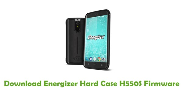 Energizer Hard Case H550S Stock ROM