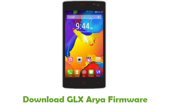 GLX Arya Stock ROM