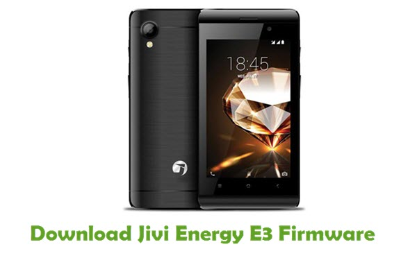 Download Jivi Energy E3 Firmware