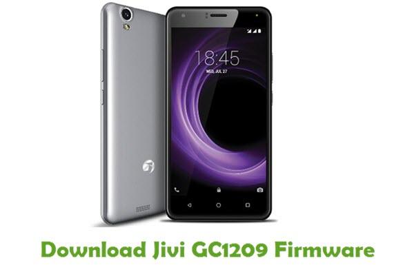 Jivi GC1209 Stock ROM