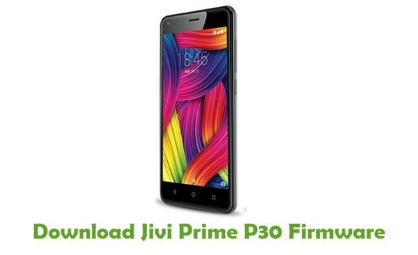 Jivi Prime P30 Stock ROM