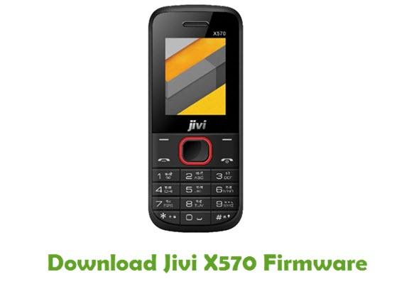 Jivi X570 Stock ROM