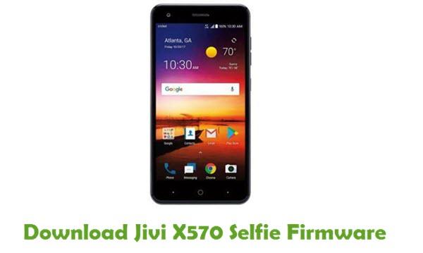 Jivi X570 Selfie Stock ROM