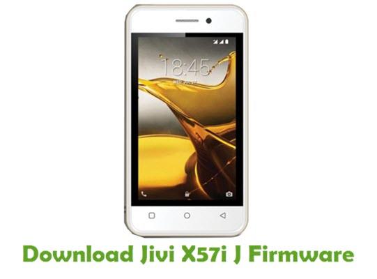 Jivi X57i J Stock ROM
