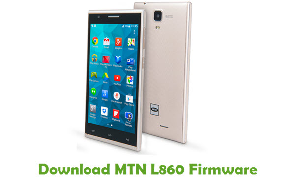 Download MTN L860 Firmware