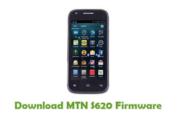 Download MTN S620 Stock ROM