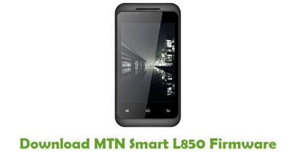 Download MTN Smart L850 Firmware