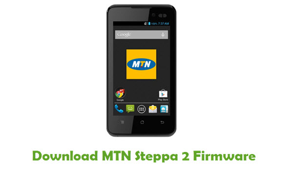 Download MTN Steppa 2 Firmware