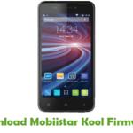 Mobiistar Kool Firmware