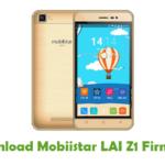 Mobiistar LAI Z1 Firmware