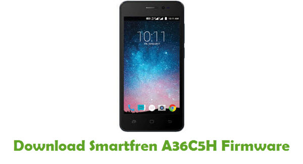 Download Smartfren A36C5H Firmware