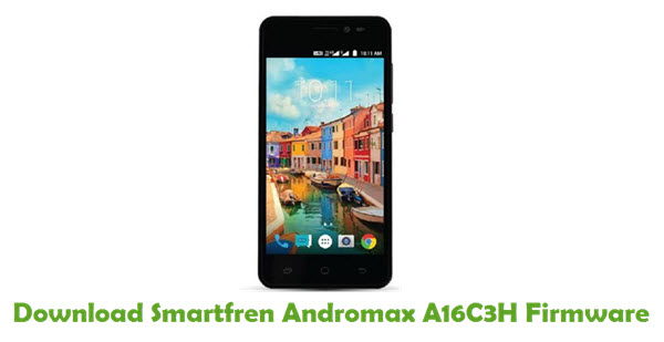 Download Smartfren Andromax A16C3H Firmware