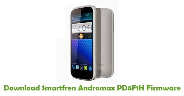 Download Smartfren Andromax PD6F1H Firmware