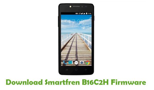 Smartfren B16C2H Stock ROM
