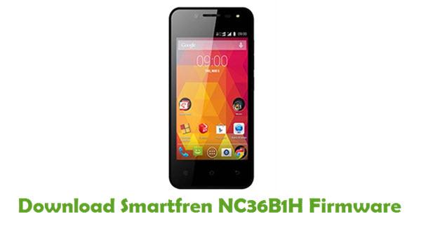 Smartfren NC36B1H Stock ROM