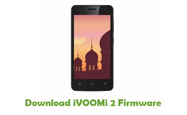iVOOMi i2 Stock ROM