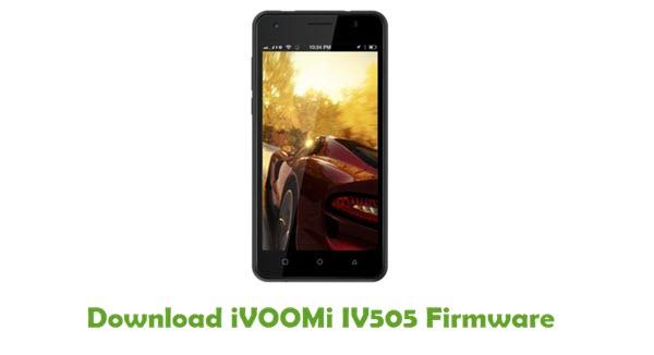iVOOMi IV505 Stock ROM