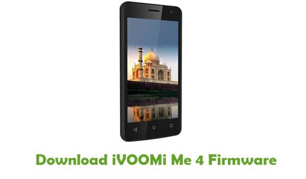 iVOOMi Me 4 Stock ROM