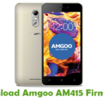 Amgoo AM415 Firmware