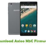 Axioo M5C Firmware