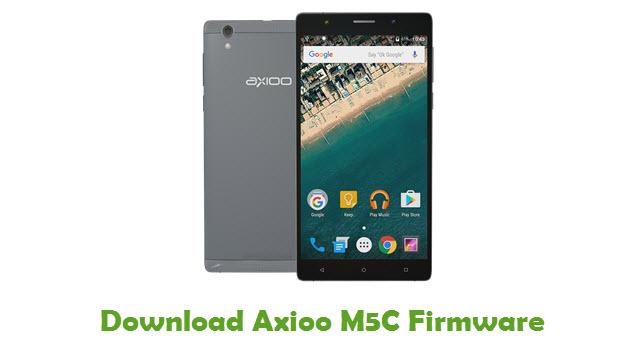 Axioo M5C Stock ROM