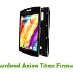 Axioo Titan Firmware
