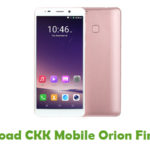 CKK Mobile Orion Firmware
