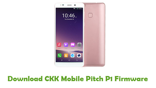 Download CKK Mobile Pitch P1 Firmware