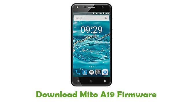 Mito A19 Stock ROM