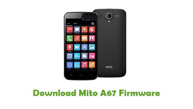 Mito A67 Stock ROM