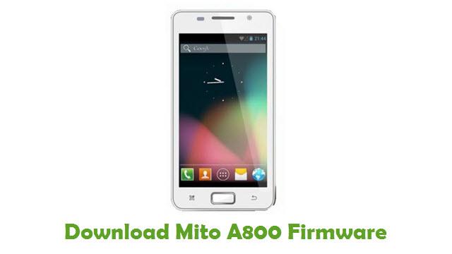 Mito A800 Stock ROM