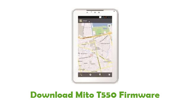 Mito T550 Stock ROM