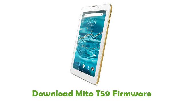Mito T59 Stock ROM