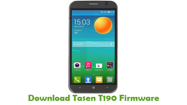 Download Tasen T190 Firmware
