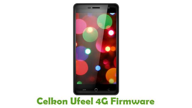 Download Celkon Ufeel 4G Firmware