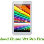 Chuwi V17 Pro Firmware