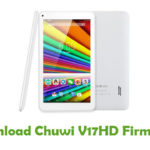 Chuwi V17HD Firmware
