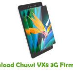 Chuwi VX8 3G Firmware